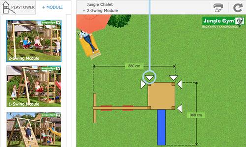 Proiectare loc de joaca