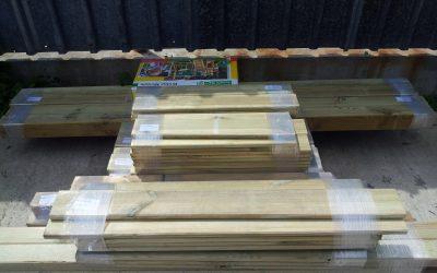 Informatii material lemnos JungleGym