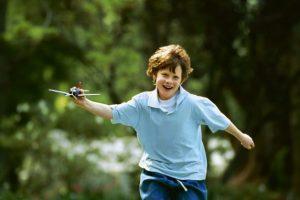 Beneficiile jocului in aer liber