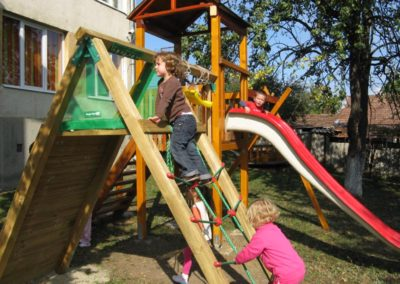 Modul Climb extra perete de catarare Jungle Gym - Zalau