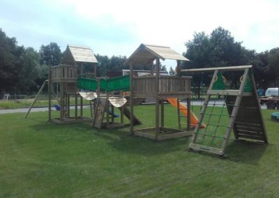 Montare complex de joaca Jungle Gym 1o