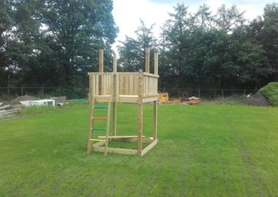 Montare complex de joaca Jungle Gym 2