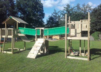 Montare complex de joaca Jungle Gym 6