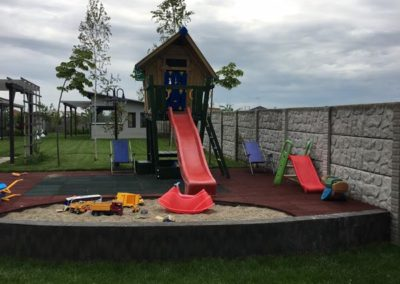 Montare turn Jungle Gym 3