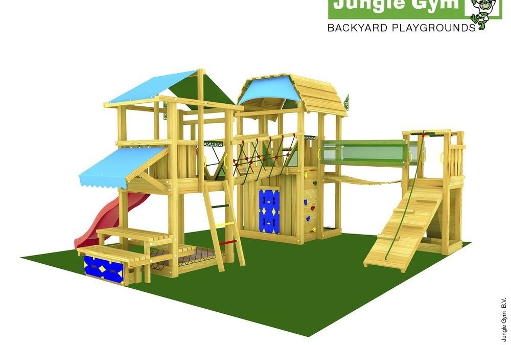 Nou pe site-ul Jungle Gym Romania!