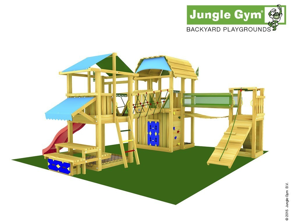 Jungle Gym Mega 6 loc de joaca