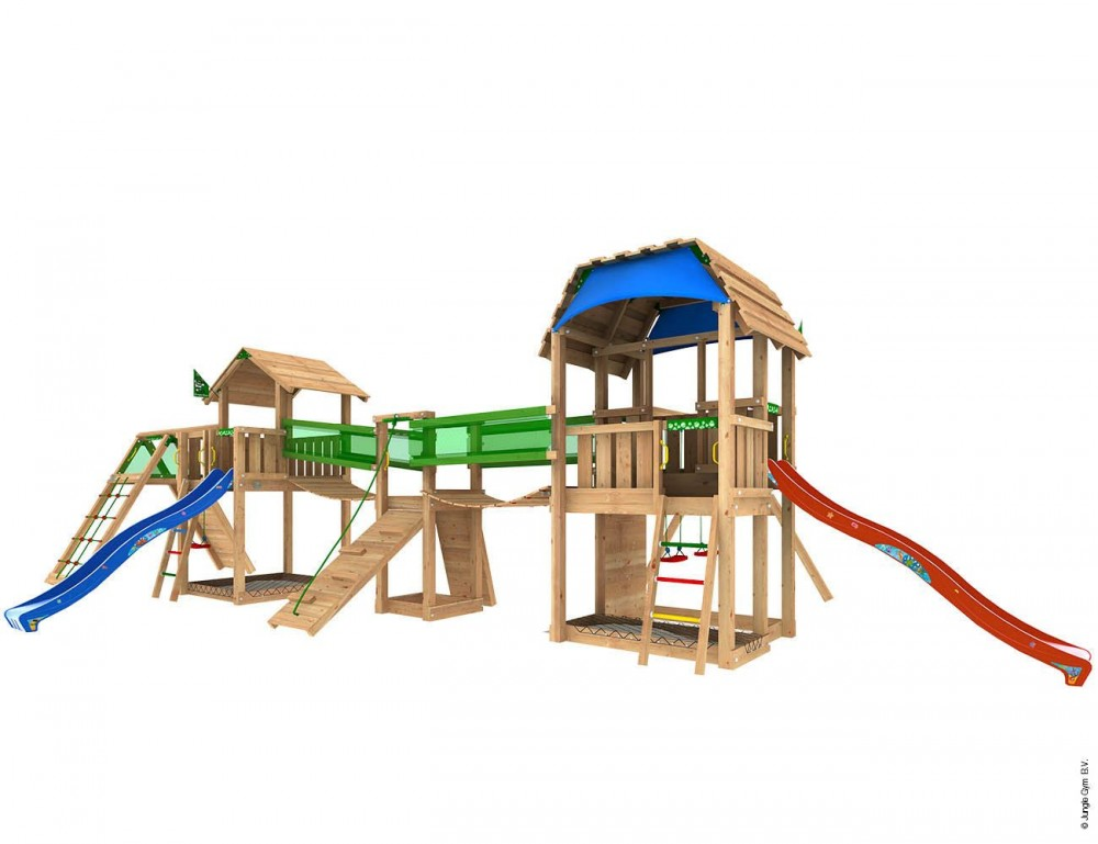 Jungle Gym Mega 8 loc de joaca 1