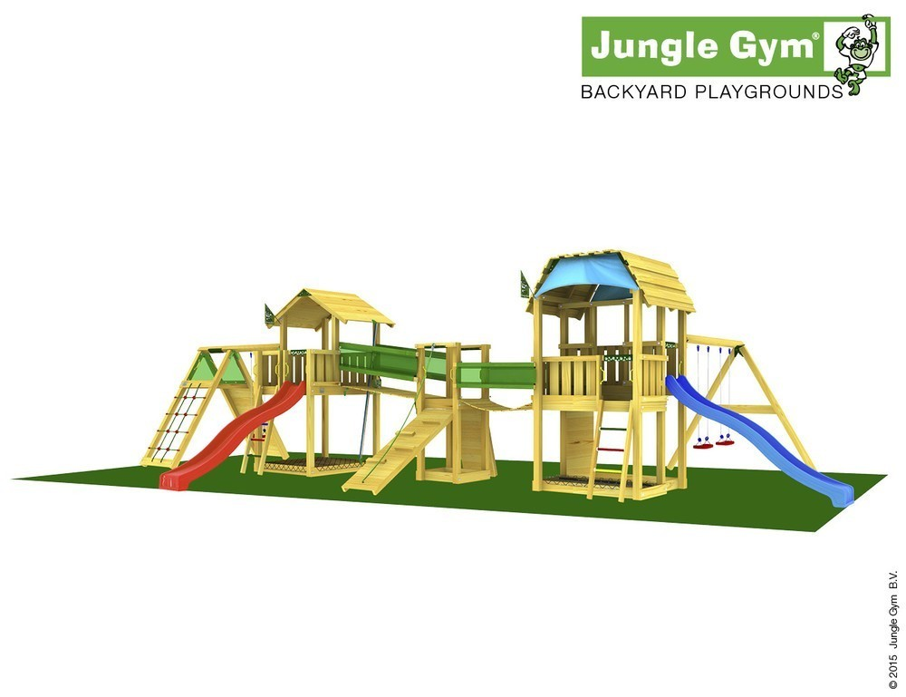 Jungle Gym Mega 8 loc de joaca
