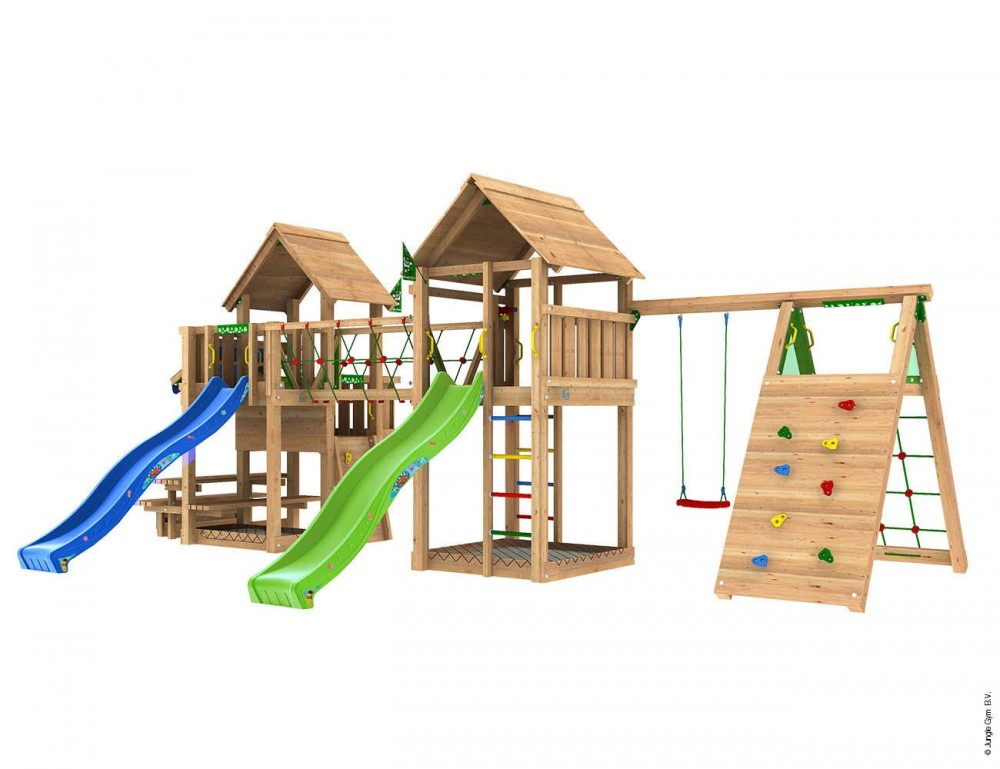 Jungle Gym Mega 9 loc de joaca