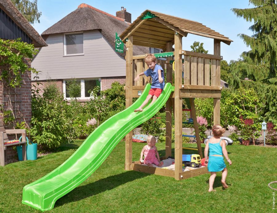 climbing-frame-and-slide-jungle-cottage