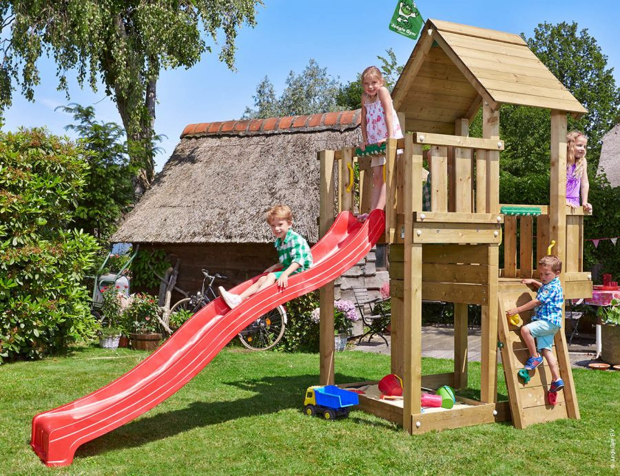 climbing-frame-and-slide-jungle-cubby