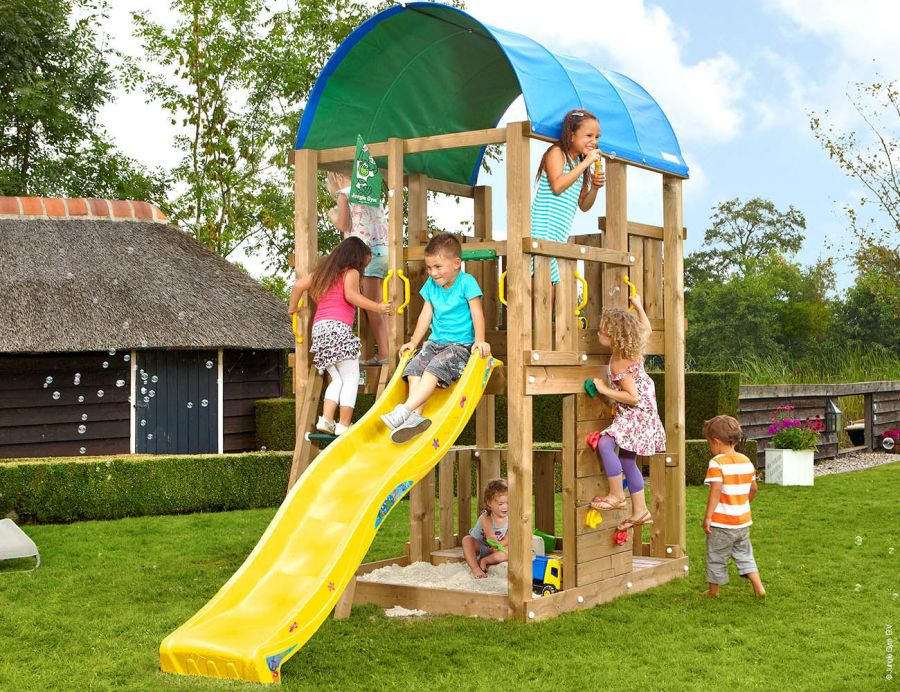 climbing-frame-with-slide-jungle-farm-11