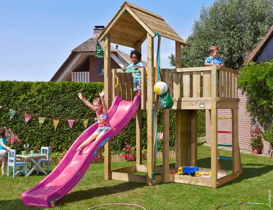 climbing-frame-with-slide-jungle-mansion