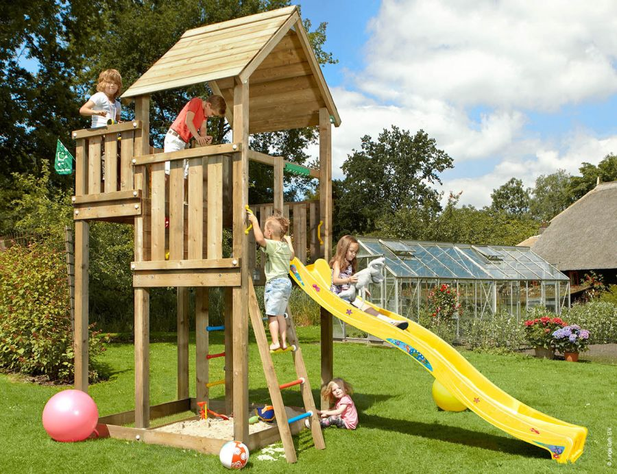 climbing-frame-with-slide-jungle-palace