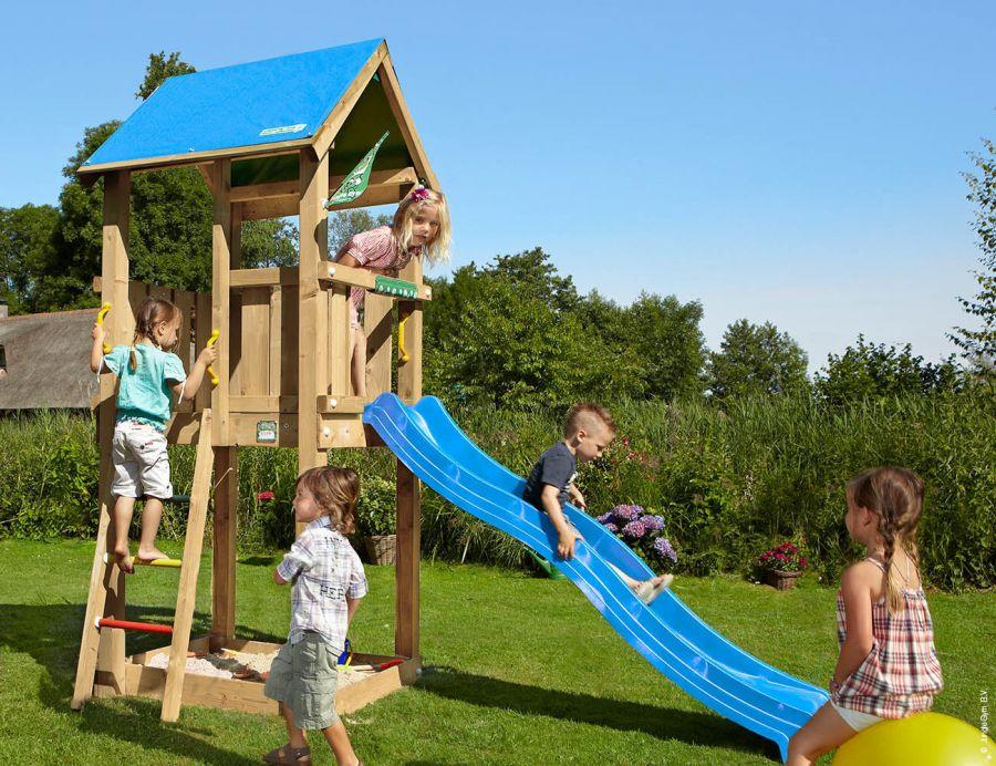 climbing-frames-for-small-gardens-jungle-castle-7