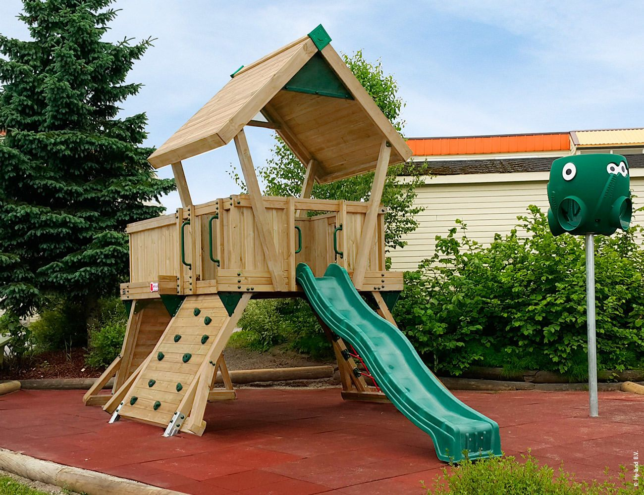 Loc de joaca Jungle Gym Climbing frame Q3 1