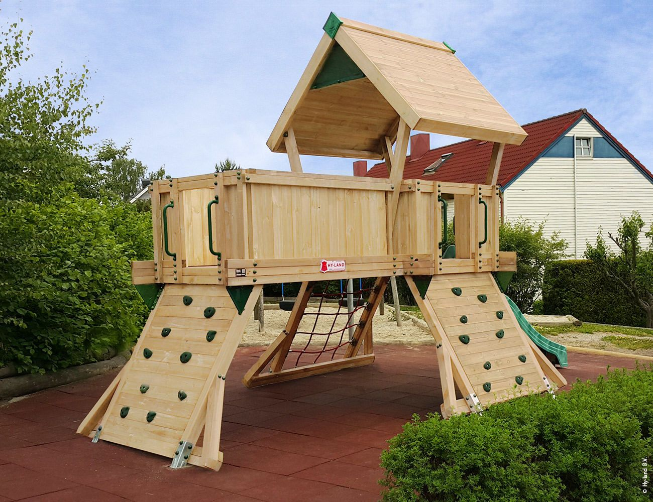 Loc de joaca Jungle Gym Climbing frame Q3 2