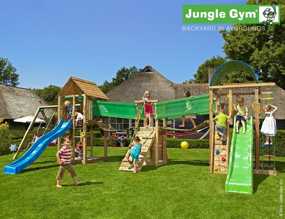 Jungle Gym complex Mega 3