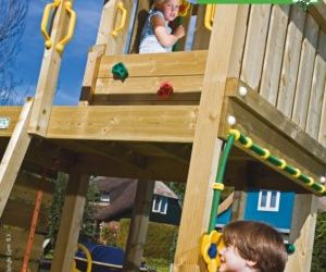 Accesorii Jungle Gym pentru bucuria copiilor